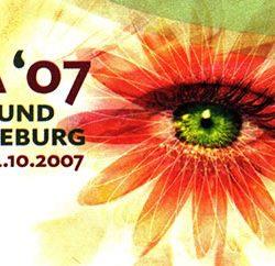 Logo Buga 2007 Gera Ronneburg