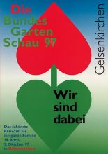 Logo BUGA Gelsenkirchen 1997