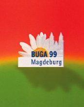 Logo BUGA Magdeburg 1999
