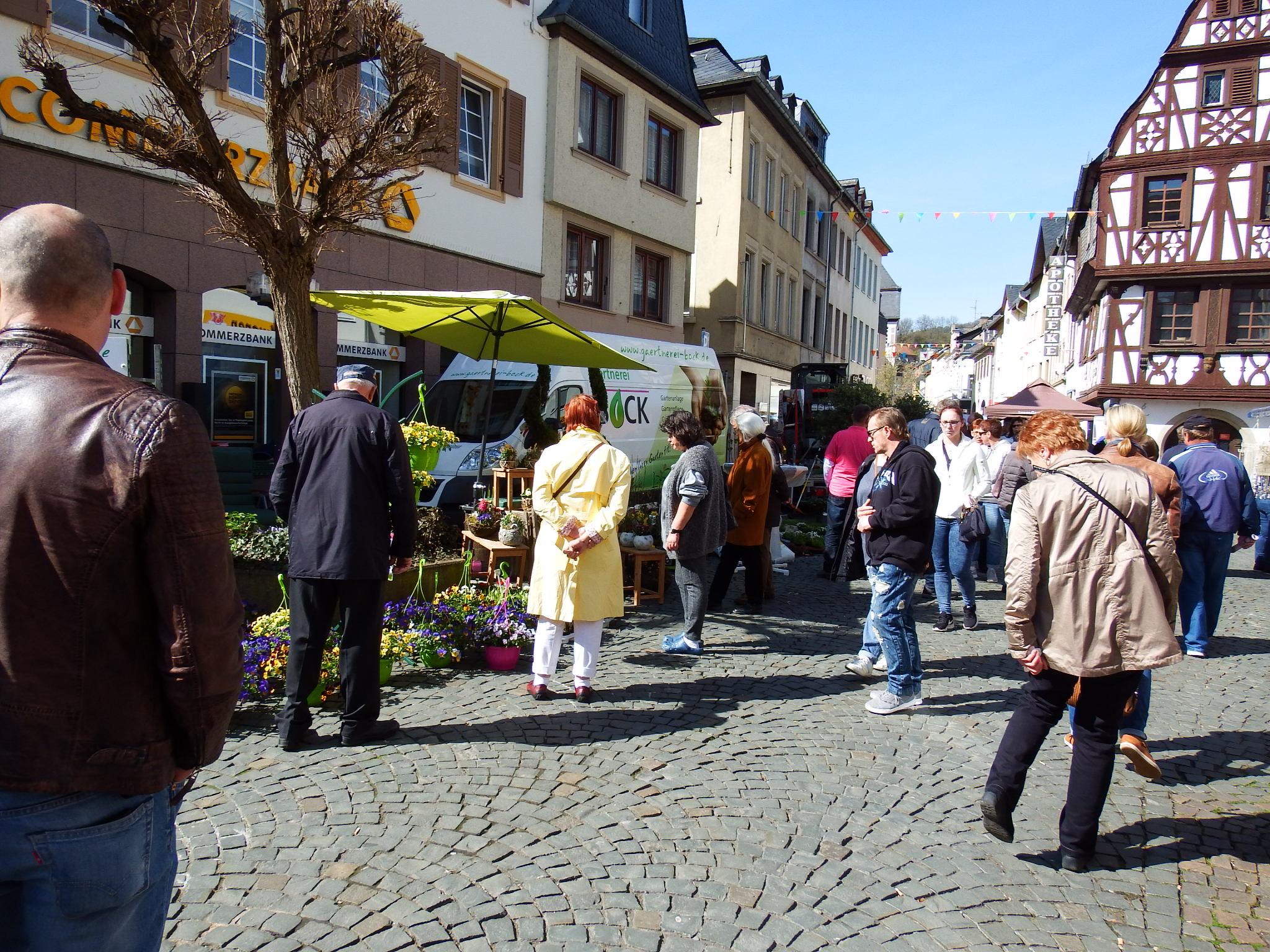 Publikumsverkehr Kirn Aktiv - Gärtnerei Bock - Galabau - Kirn - Bad Sobernheim - Meisenheim - Bad Kreuznach - Idar-Oberstein