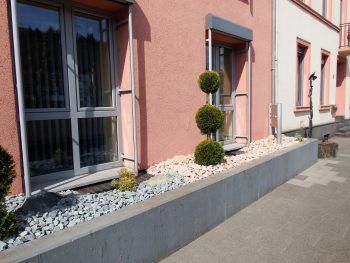 Gabionensteine aus Henau, Neu Bamberg & Hellberg