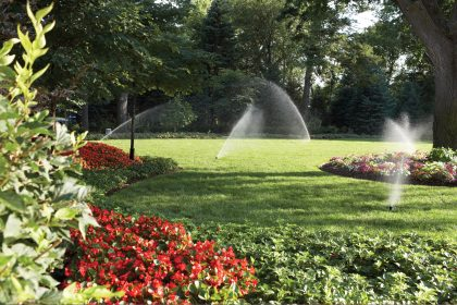 Gartenbewässerung - Gartenberegnung - Rasenbewässerung - Rainbird